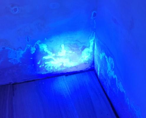 Barwnik UV do kanalizacji